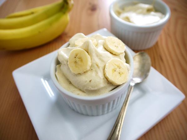 Как сделать мороженое из бананов в домашних условиях