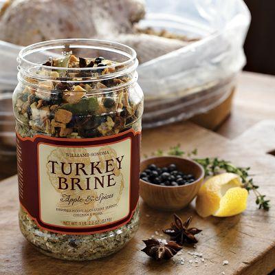 Turkey brine seasoning